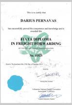 FIATA diploma in freight forwarding